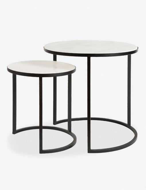 Brett Nesting Side Tables (Set of 2)