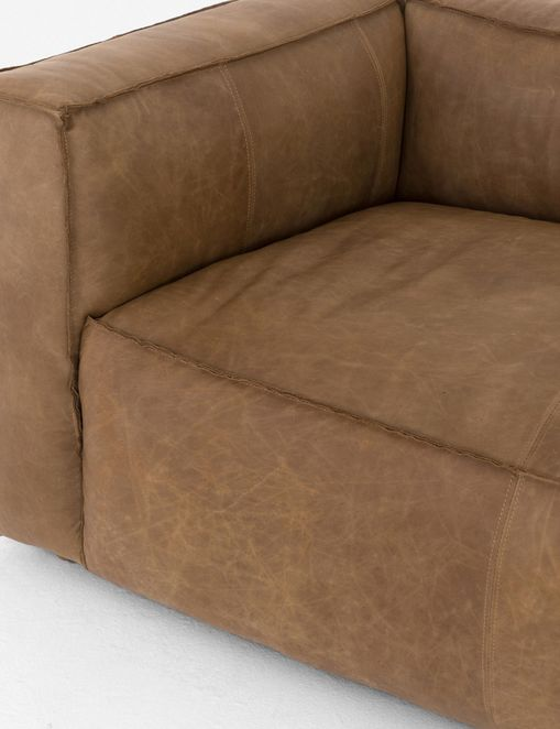 Graham Leather Sofa