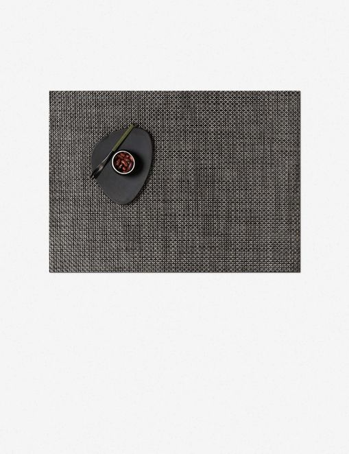 Chilewich Basketweave Rectangle Placemat, Earth