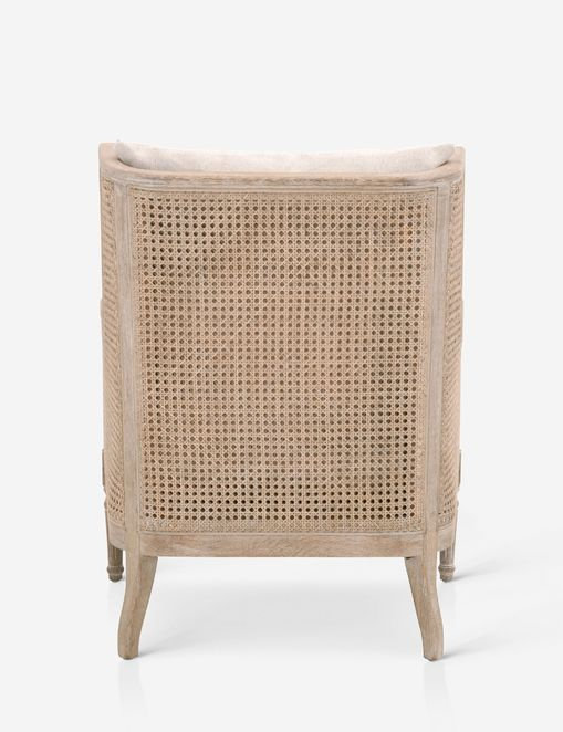 Oxford Accent Chair, Bisque