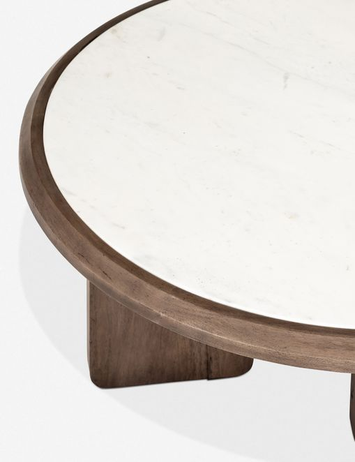 Lido Round Coffee Table