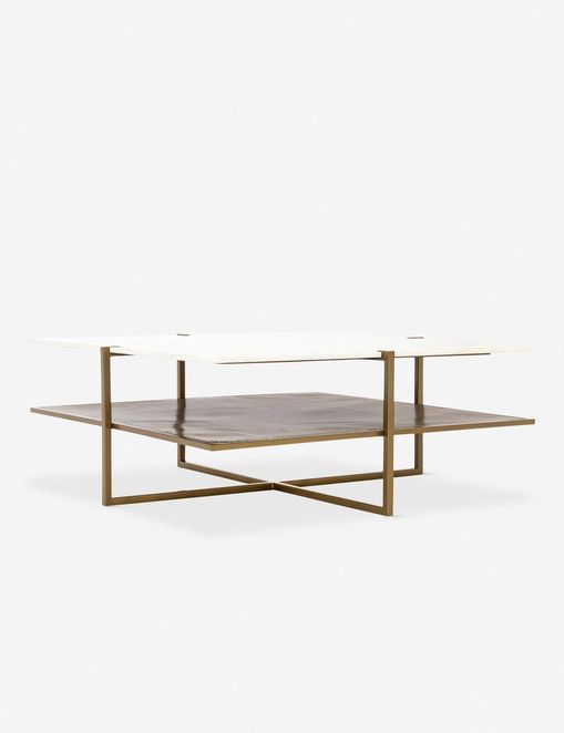 Thina Square Coffee Table