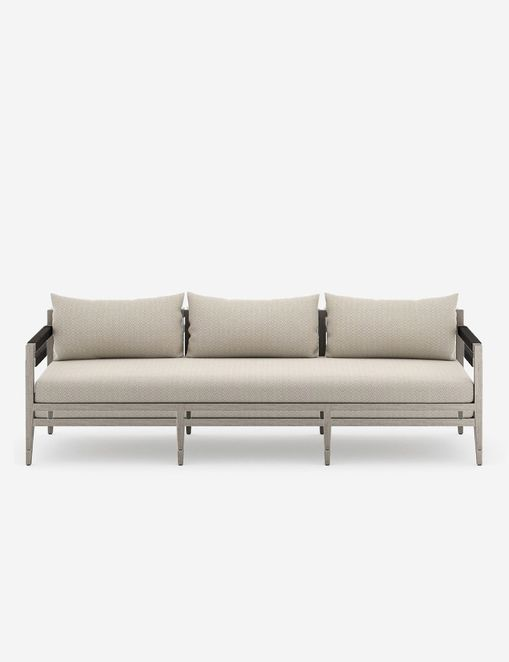 Cadenza Indoor / Outdoor Sofa, Sand