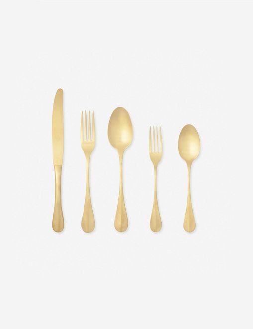 Almada Flatware 20-Piece Set