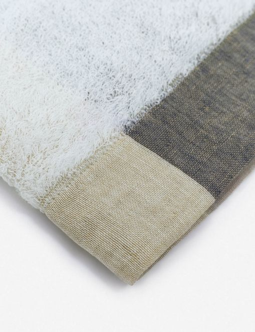 Palette Washcloth, Taupe