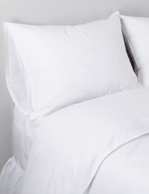 Pom Pom at Home Parker Cotton Duvet Set, White