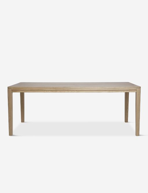 Reese Dining Table, Natural Oak