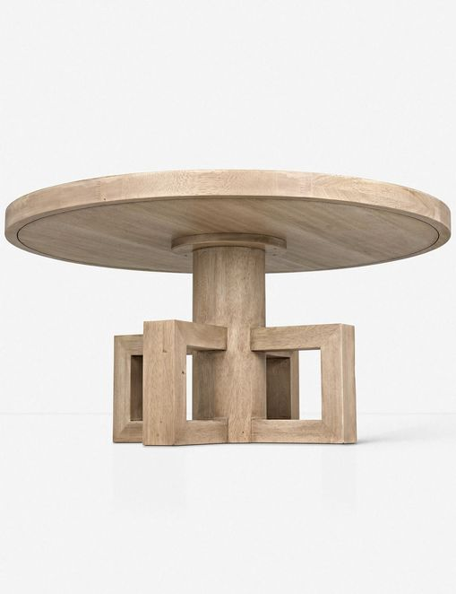 Shii Round Dining Table