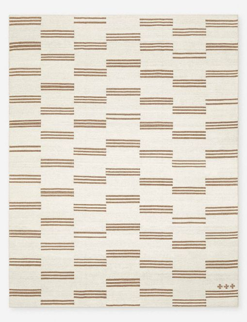 Stripe Break Rug By Sarah Sherman Samuel