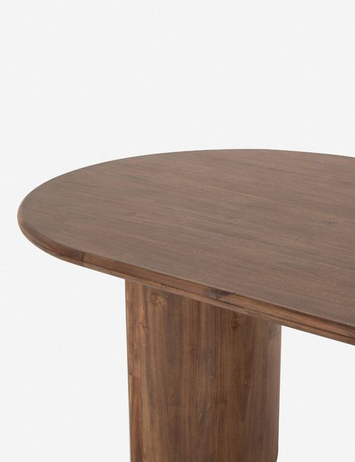 Gilda Oval Dining Table