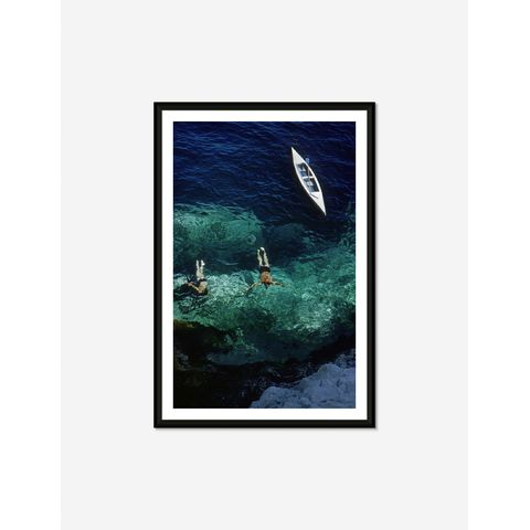 Slim Aarons by Getty Images Gallery 'Capri Holiday' Photography Print