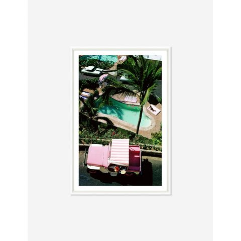 Slim Aarons by Getty Images Gallery 'Las Brisas' Photography Print