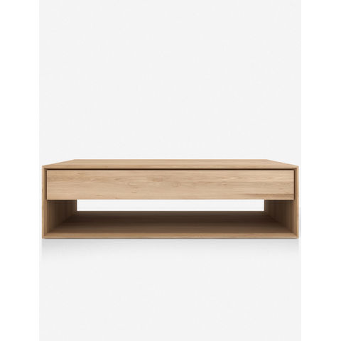 Lark Coffee Table, Oak