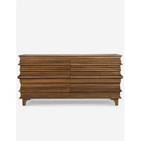Lizbet Large Dresser, Dark Walnut