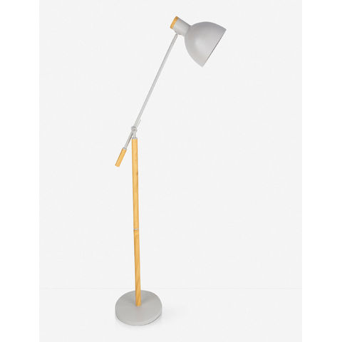 Noelani Floor Lamp, White