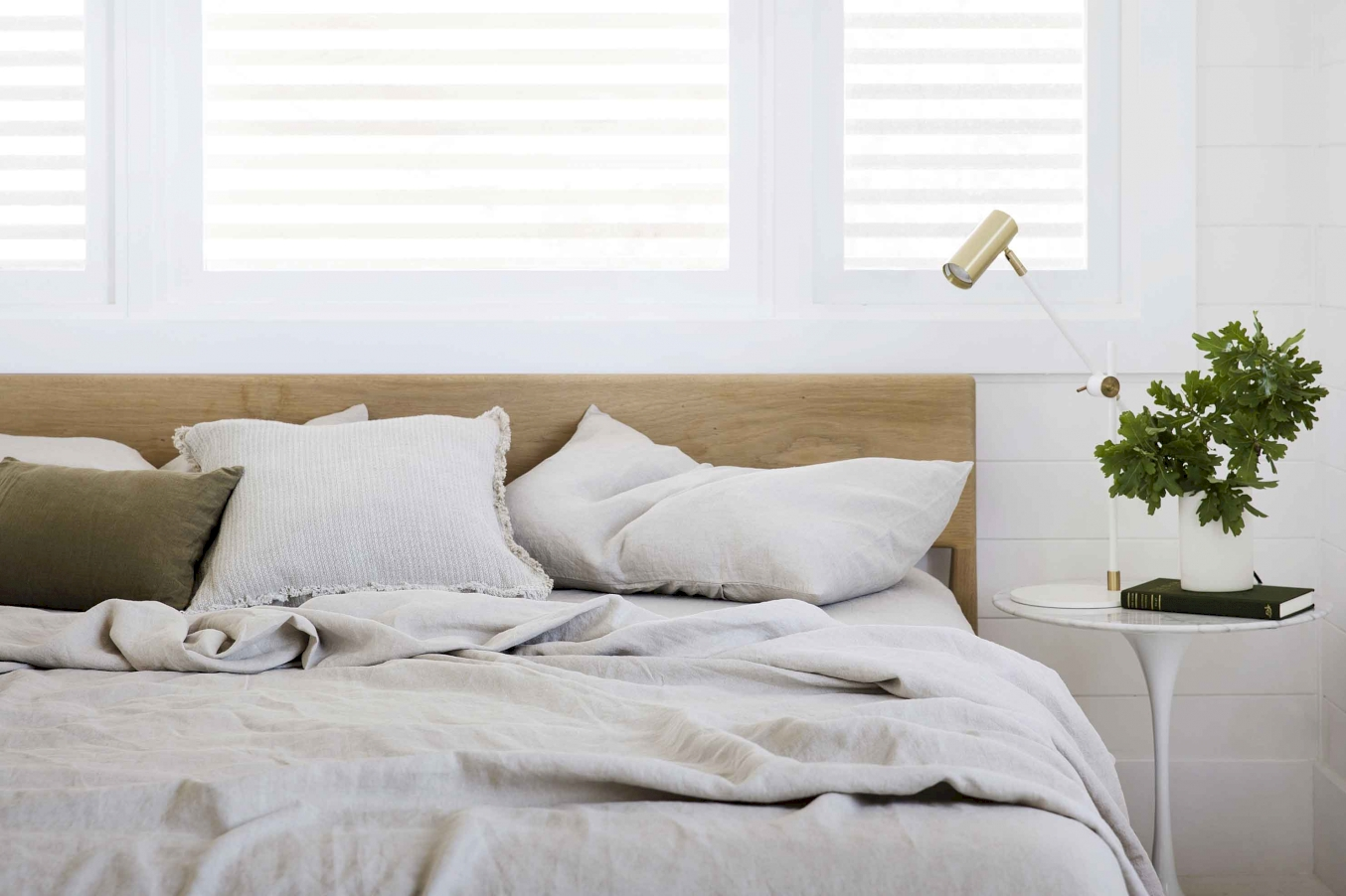 The Luxury Linens We Can't Get Enough Of