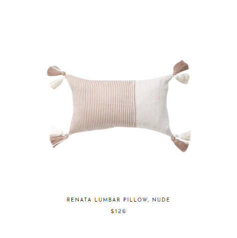 Renata Lumbar Pillow